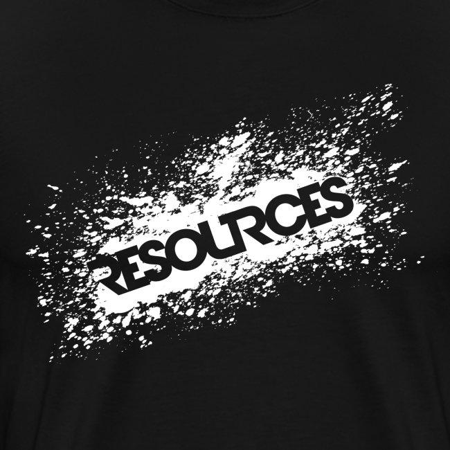 T-Shirt Splash, QR-Code-Rücken, div. Farben