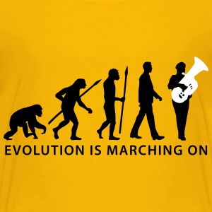 evolution_spielmannszug_posaune_032015_b T-Shirts - Teenager Premium T-Shirt