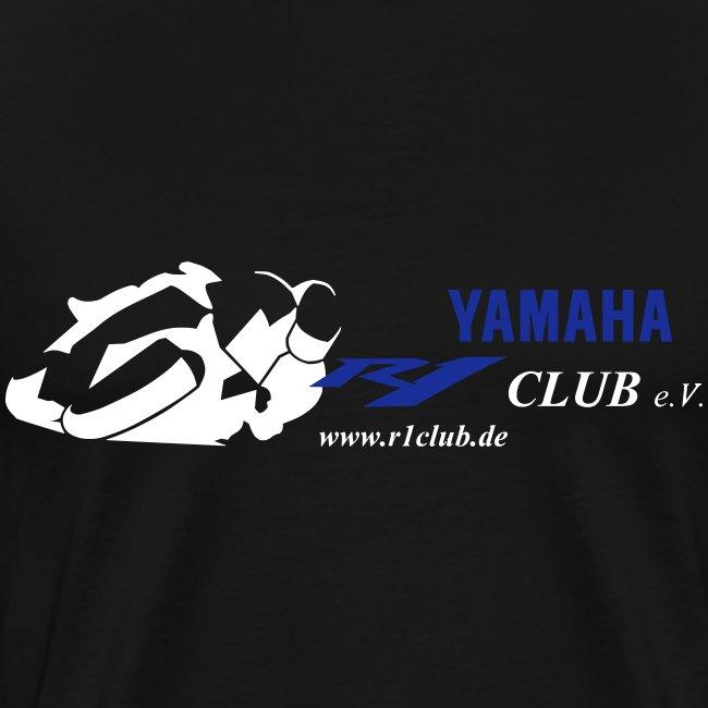 R1Club e.V. schwarz - R1 blau