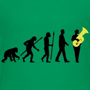 evolution_spielmannszug_posaune_032015_a T-Shirts - Teenager Premium T-Shirt