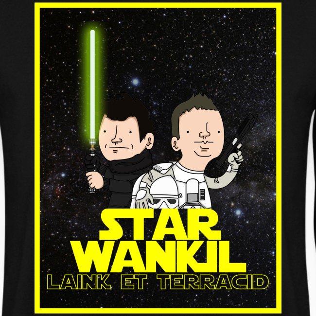 Sweatshirt Star Wankil