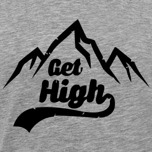 WILL HIGH! Tee shirts - T-shirt Premium Homme