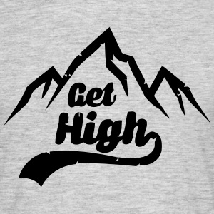 WILL HIGH! Tee shirts - T-shirt Homme
