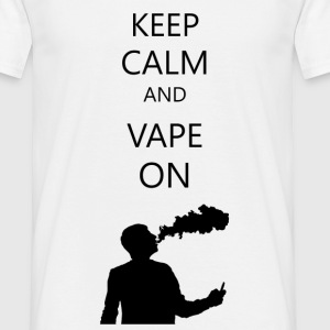 Vape On T-Shirts - Männer T-Shirt