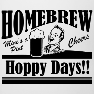 Hoppy Days Mugs & Drinkware - Beer Mug