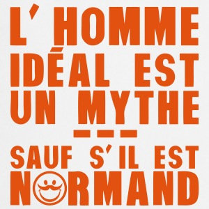normand homme ideal mythe humour citatio Tabliers - Tablier de cuisine