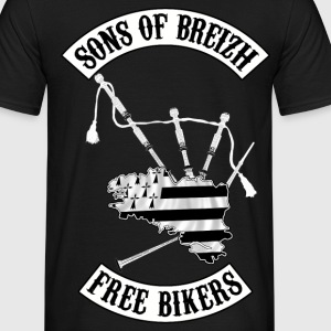 sons of breizh 2 Tee shirts - T-shirt Homme