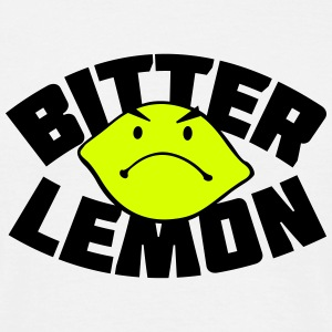 Bitter Lemon T-shirts - Mannen T-shirt