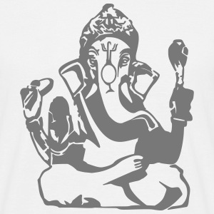 Ganesha Hindu God T-Shirts - Men's T-Shirt
