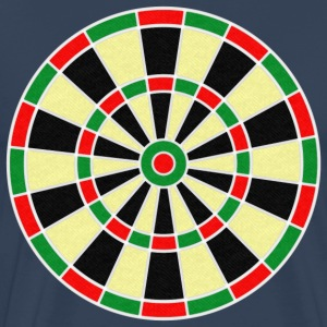 Dartboard color T-Shirts - Men's Premium T-Shirt
