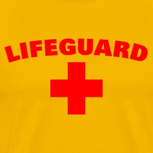 LIFEGUARD T-Shirts - Men's Premium T-Shirt