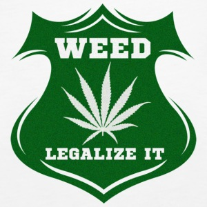 Weed - Legalize it Tops - Frauen Premium Tank Top