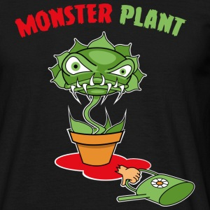 MONSTER PLANT - T-shirt Homme