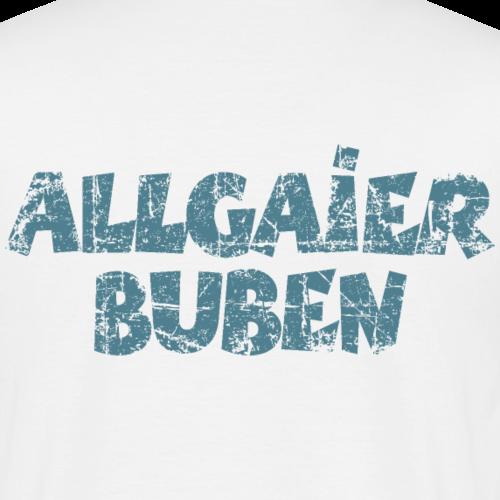 Allgaier Buben Vintage Blau