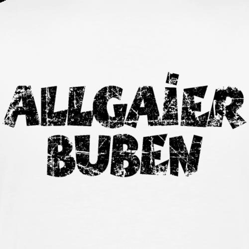 Allgaier Buben Vintage Schwarz