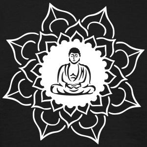 Meditation Buddha T-Shirts - Men's T-Shirt