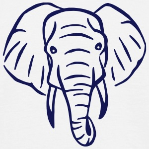 Elefant T-Shirts - Men's T-Shirt