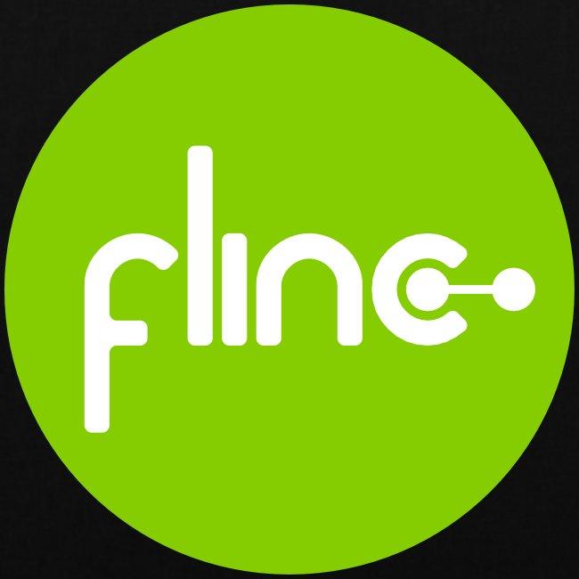 Stofftasche Logo grün