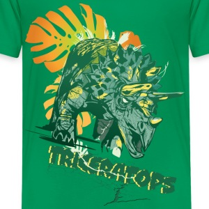 Animal Planet teenage T-shirt Triceratops - Teenager premium T-shirt
