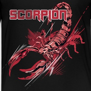 Animal Planet teenage T-shirt skorpion - Teenager premium T-shirt