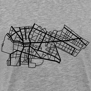 Kreuzberg Stadtteil Karte Kiez Plan