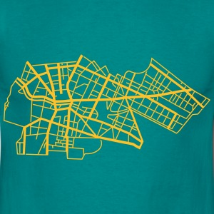 Berlin Kreuzberg T-Shirts - Men's T-Shirt