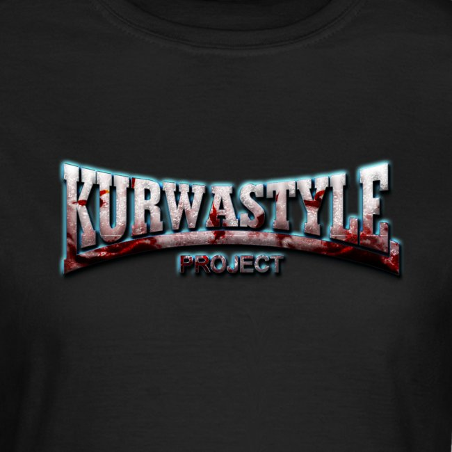 Kurwastyle Project Women's T-Shirt 2015