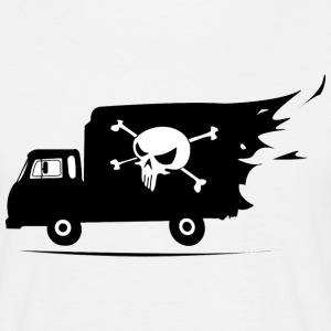 Camion pirate - Mannen T-shirt