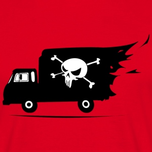 pirate truck T-Shirts - Men's T-Shirt