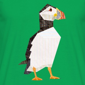Puffin T-Shirts - Men's T-Shirt