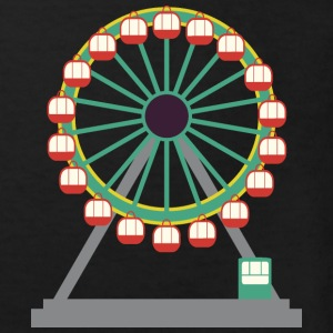 Ferris wheel Shirts - Kids' Organic T-shirt