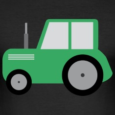 Kids tractor T-Shirts