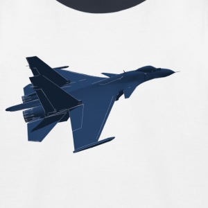 SU-35 T-Shirts - Kinder Baseball T-Shirt