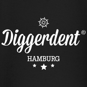 Diggerdent(c) Hamburg Baby Long Sleeve Shirts - Baby Long Sleeve T-Shirt