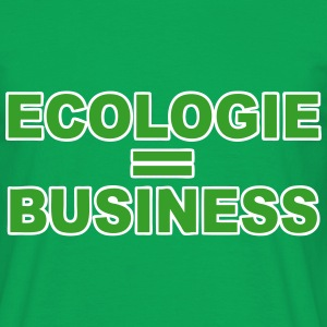 ecologie_business Tee shirts - T-shirt Homme