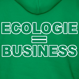 ecologie_business Sweat-shirts - Sweat-shirt à capuche Premium pour hommes
