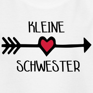 kleine Schwester - Teenager T-Shirt
