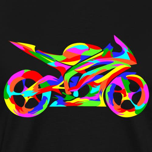 Motorradmosaik
