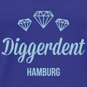 Diggerdent(c) Hamburg diamonds T-Shirts - Men's Premium T-Shirt