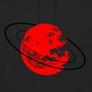 El Planet by Claudia-Moda - Sweat-shirt à capuche unisexe