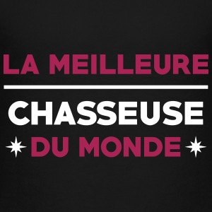 Chasse / Chasseur / Chasseuse / Animal / Nature Tee shirts - T-shirt Premium Ado