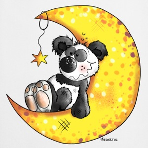 Panda in the moon  Aprons - Cooking Apron
