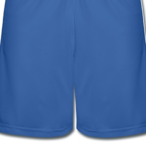 blue Blindfisch / blind fish (2c) Women's T-Shirts - Men's Football shorts