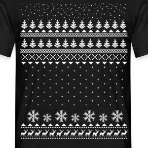 christmas ugly t shirts T-Shirts - Men's T-Shirt