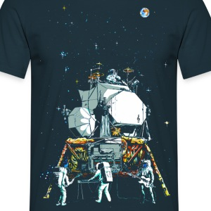 spacemen rock - T-shirt Homme