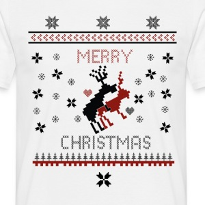 fuck merry christmas T-Shirts - Men's T-Shirt
