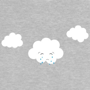 Sad cloud Baby Shirts  - Baby T-Shirt