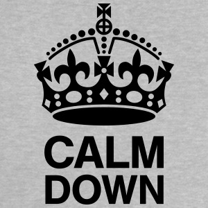 Krone Calm Down Baby T-Shirts - Baby T-Shirt