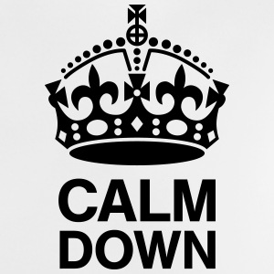 Crown Calm Down Babytröjor - Baby-T-shirt