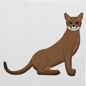 Abyssinian sitting Bags & Backpacks - Tote Bag